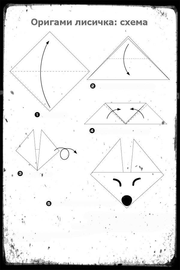 Поделки из модулей оригами под 2019 год