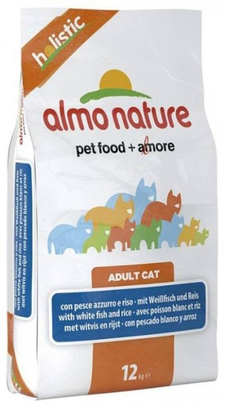 Сухой корм для кошек almo nature (альмо натюр) — сухие корма и консервы для собак и кошек