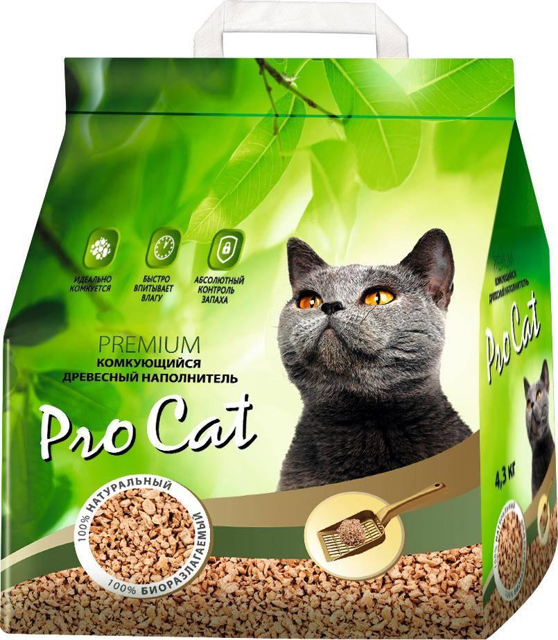 Выбор наполнителя для кошачьих туалетов: виды, характеристики, обзор фирм