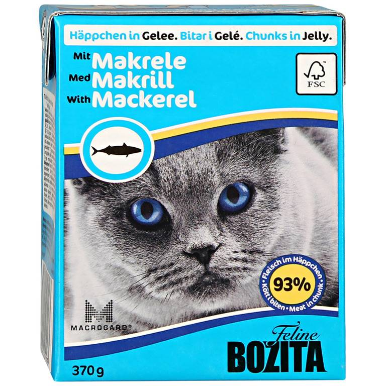 Bozita корм для кошек: отзывы, где купить, состав