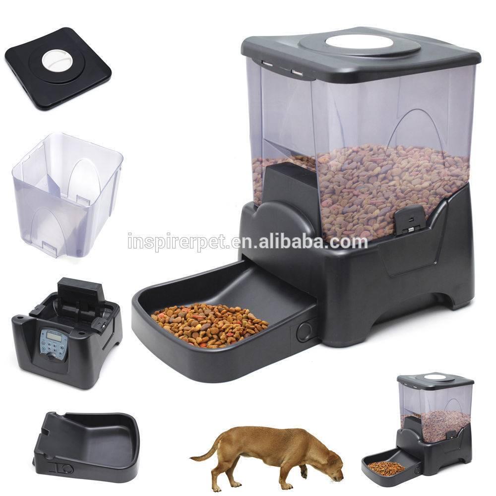 Автоматическая кормушка для кошек своими руками: инструкции