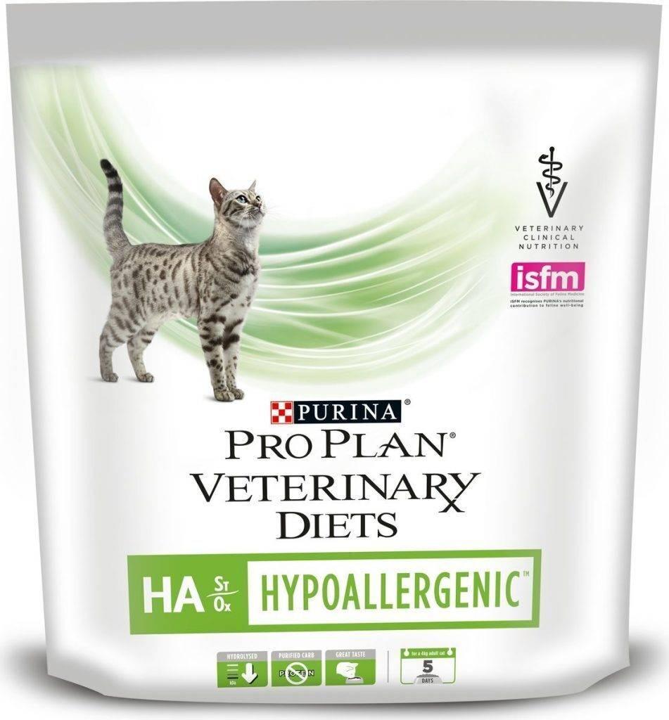 Гипоаллергенные корма для кошек: список названий с описанием состава, отзывы ветеринаров и владельцев животных
