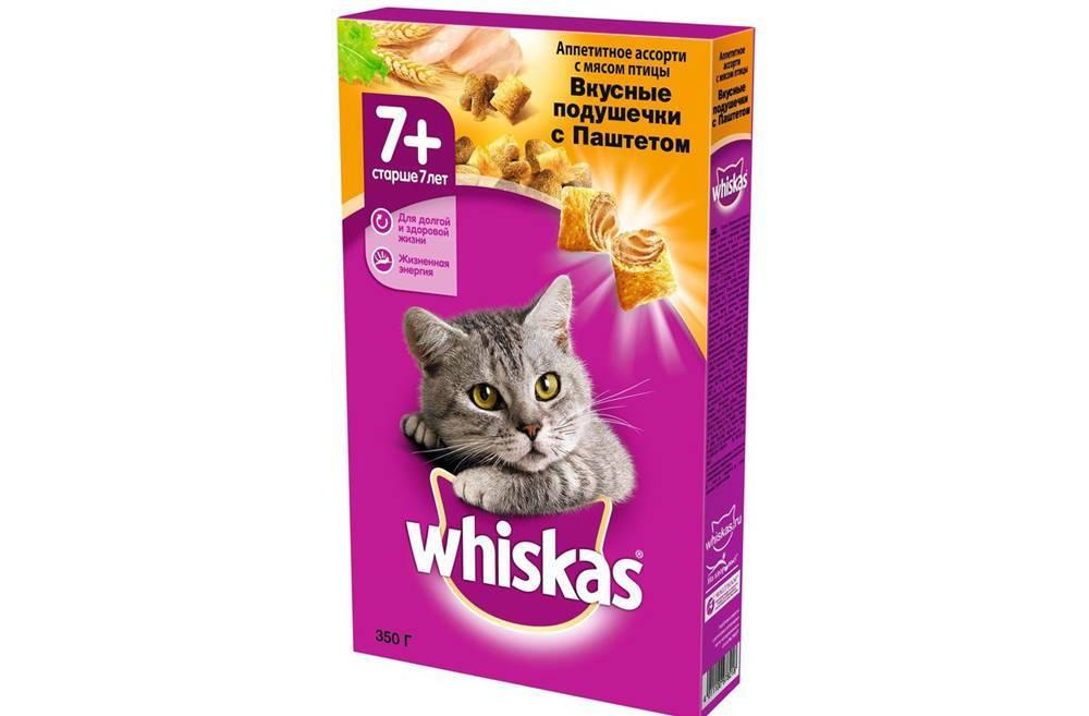 Вискас для котят – хороший корм? отзывы, обзор состава