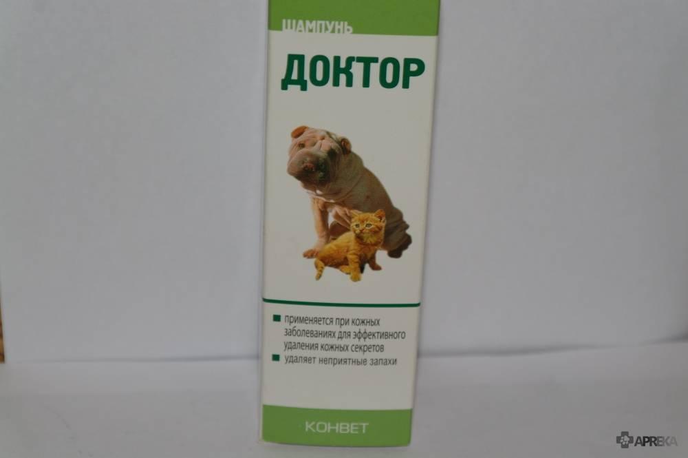 Отзывы. шампунь доктор гудмэн помогает предотвратить развитие кожных болезней