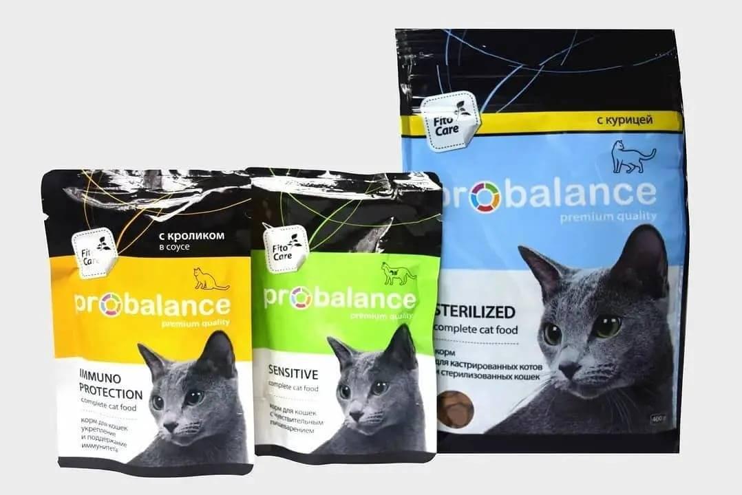 Probalance («пробаланс»): отзывы ветеринаров и владельцев животных о корме для кошек, его состав и виды, плюсы и минусы