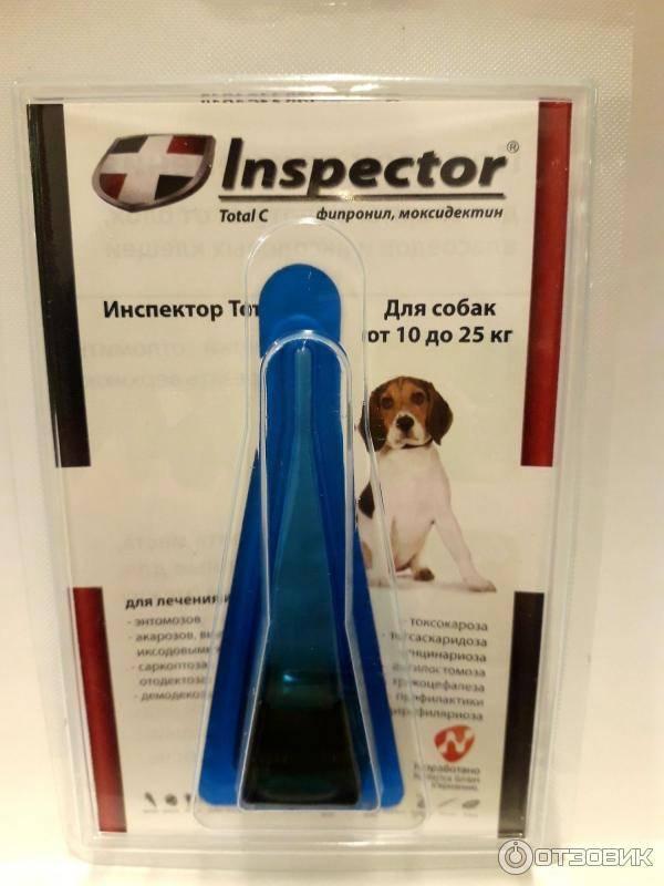 Барс капли против блох и клещей для собак более 30 кг. 2 пипетки по 5 мл.