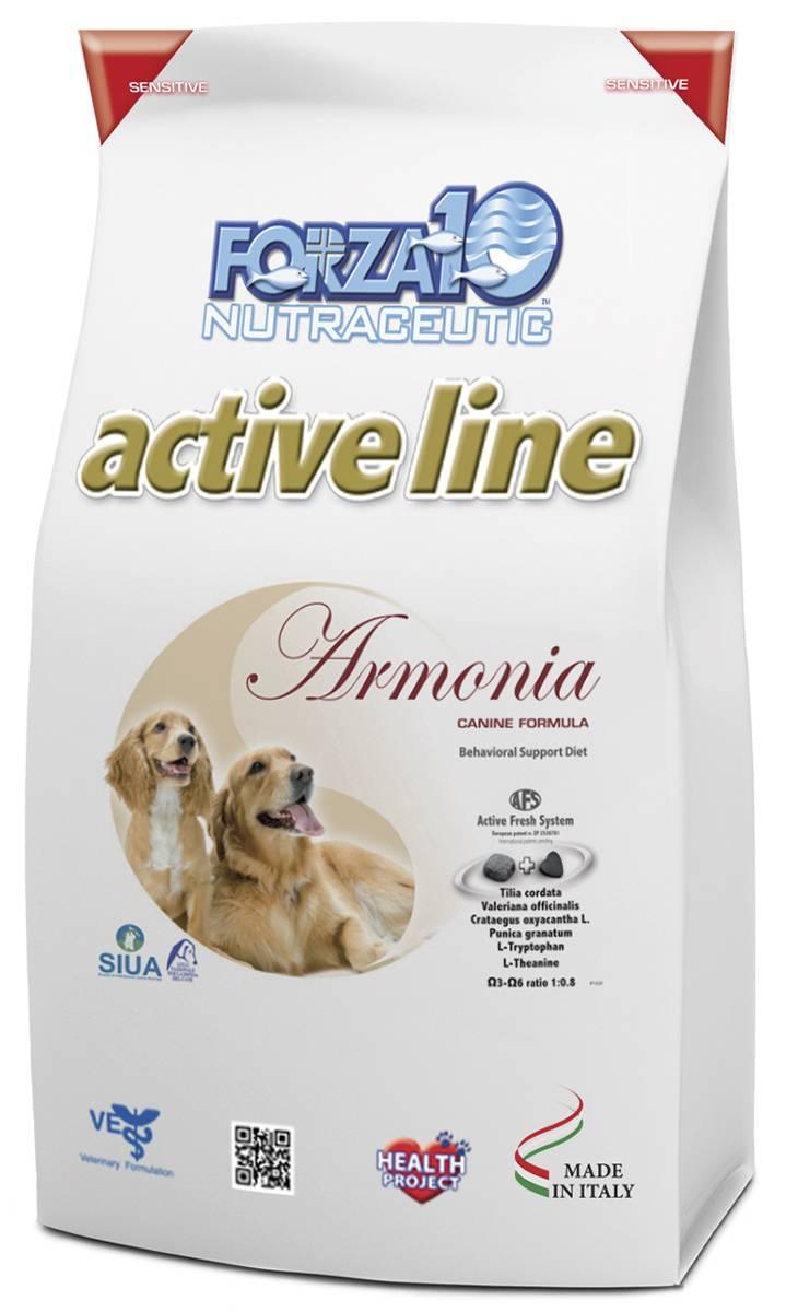 Корм для собак forza10: отзывы, разбор состава, цена - петобзор