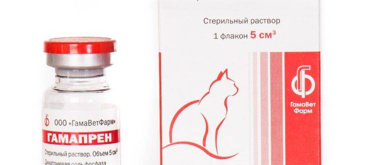 Гамапрен. инструкция препарата
