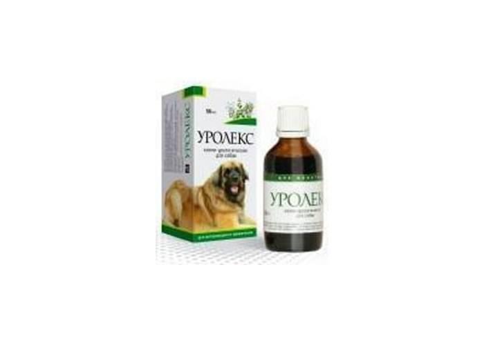 Уролекс для собак: инструкция по применению, состав и схема лечения