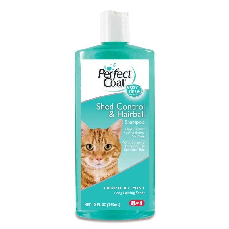 Шампунь от блох для кошек и котят — какой выбрать и как им пользоваться
