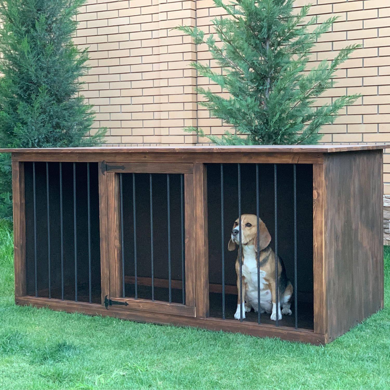 Большой теплый вольер для собаки: назначение и как сделать своими руками, размеры, материалы для строительства