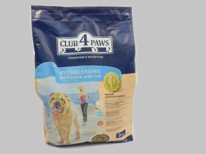 Топ 16 гипоаллергенных кормов для собак