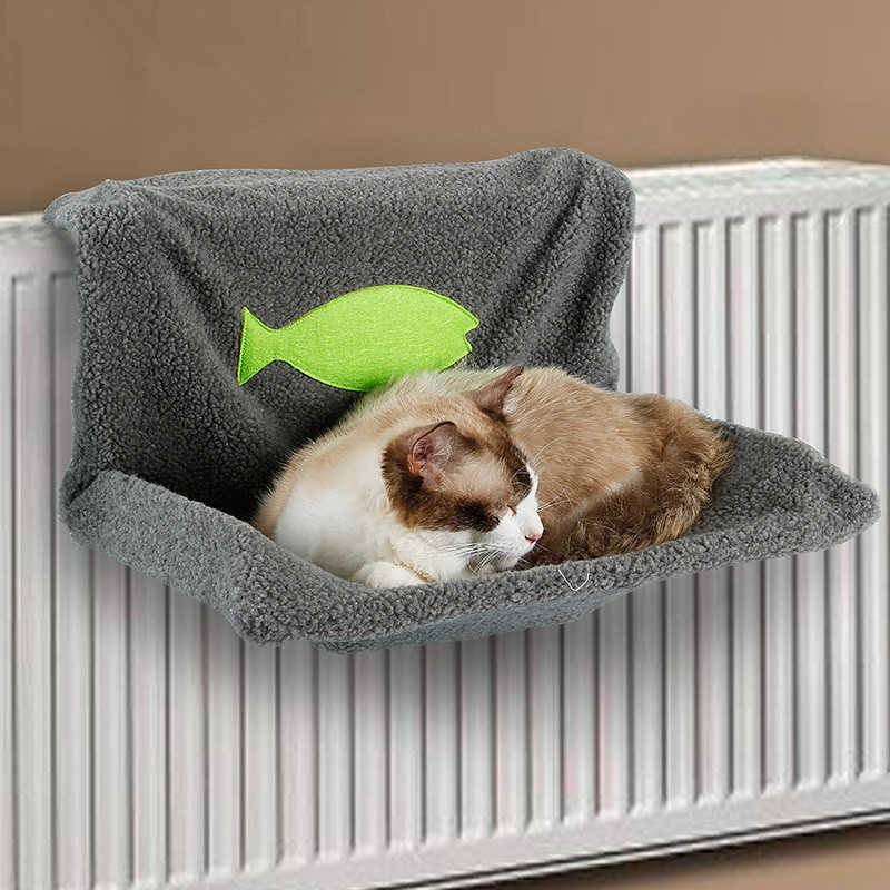 Лежанка для кошки своими руками: выкройки и пошаговые инструкции по изготовлению лежака для кота, как сделать его быстро и просто