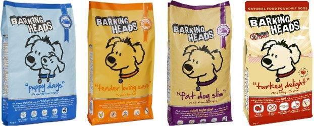 Корм для собак barking heads: отзывы и разбор состава - петобзор