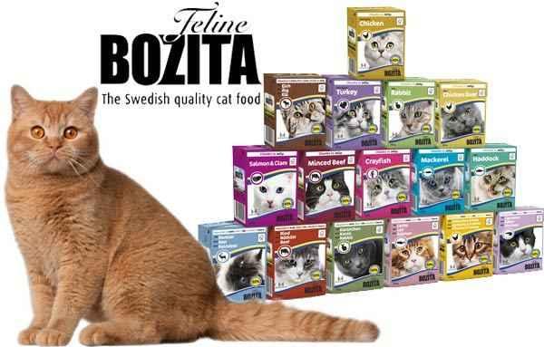 Корм для кошек bozita feline indoor & sterilised chicken