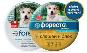 Ошейник Форесто для собак