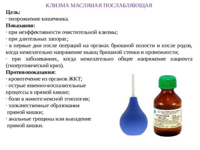 Пациентам: средства для очищения кишечника перед колоноскопией: обзор препаратов