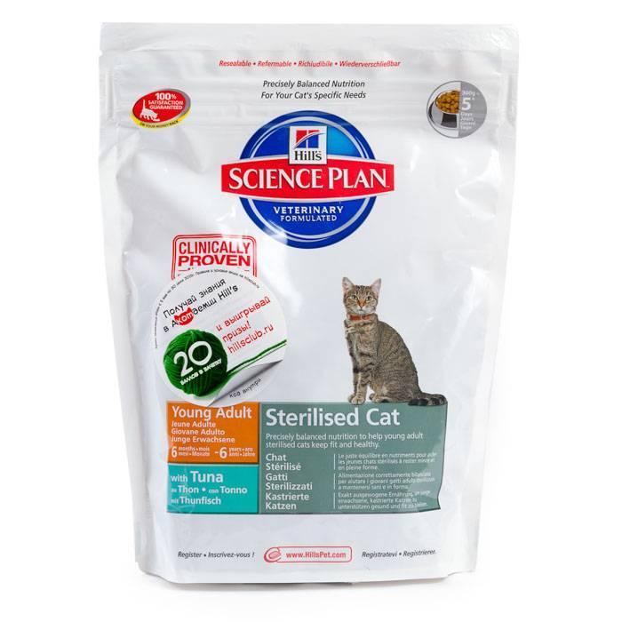 Корм hill's prescription diet для кошек: отзывы и разбор состава - петобзор