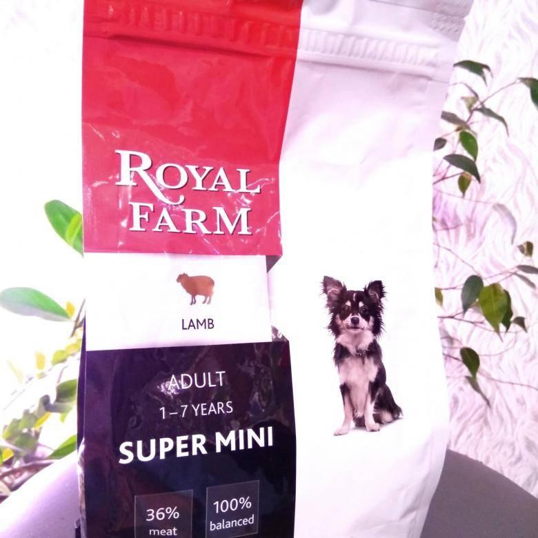 Корм для кошек royal farm: отзывы и разбор состава - петобзор