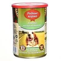 Родные корма для собак: состав, отзывы, цена, купить