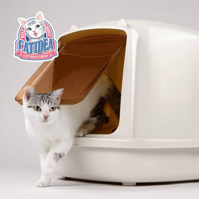 Автоматический туалет для кошек и котов cat klozet