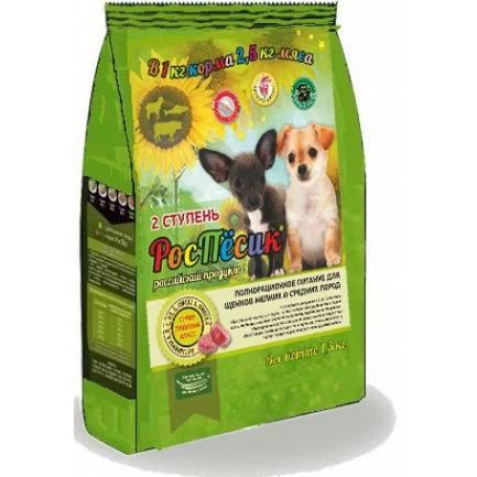 Лучшие влажные кормы для собак
