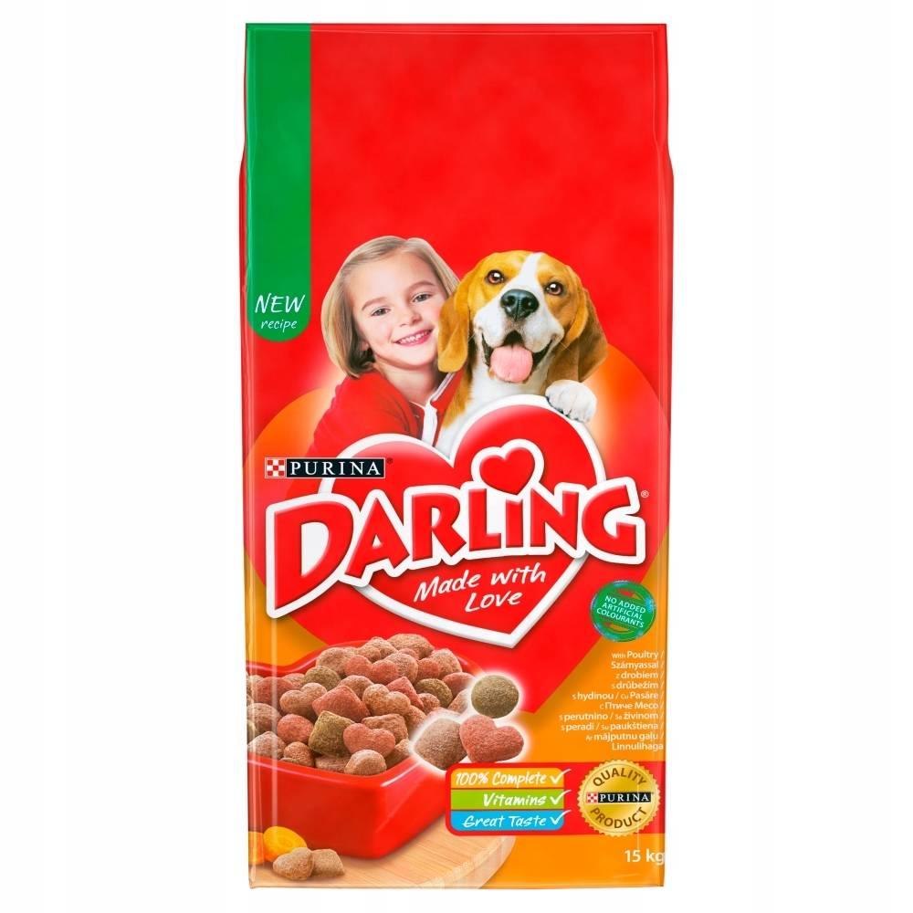 Purina darling (дарлинг) - корм для кошек: отзывы, состав, цена