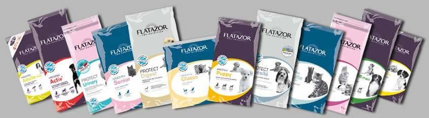Флатазор (flatazor) корм для собак: отзывы, цены и анализ состава