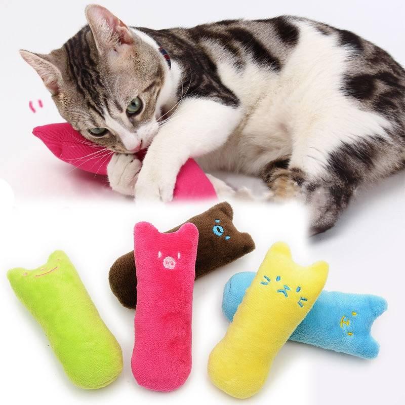 Игрушки для кошек своими руками: от самых простых до интерактивных