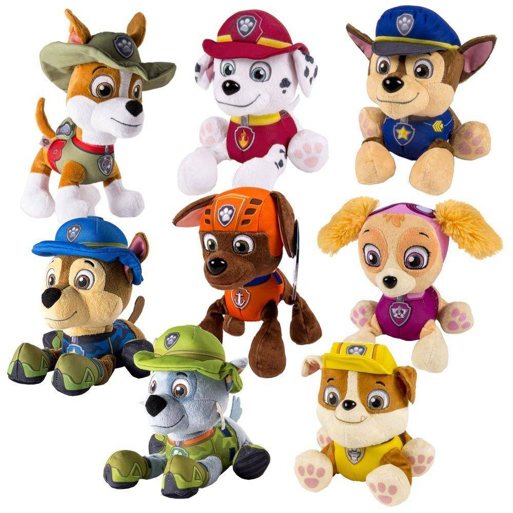 Щенячий патруль игрушки как зовут героев. отзыв: как зовут щенков из «щенячьего патруля»