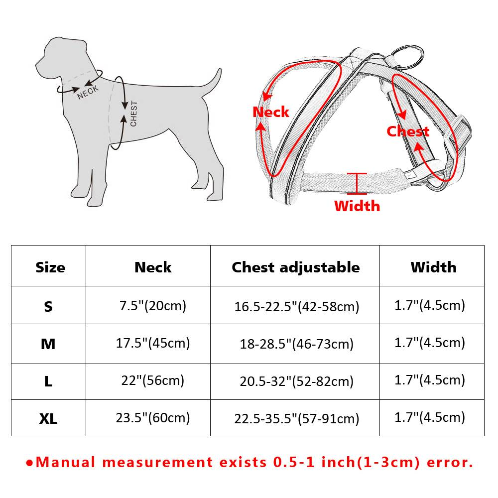 Как правильно выбрать шлейку для маленькой, средней и крупной собаки