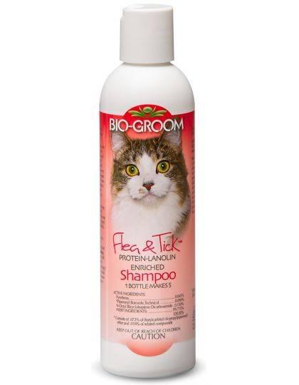 Топ 5 самых популярных шампуней для кошек