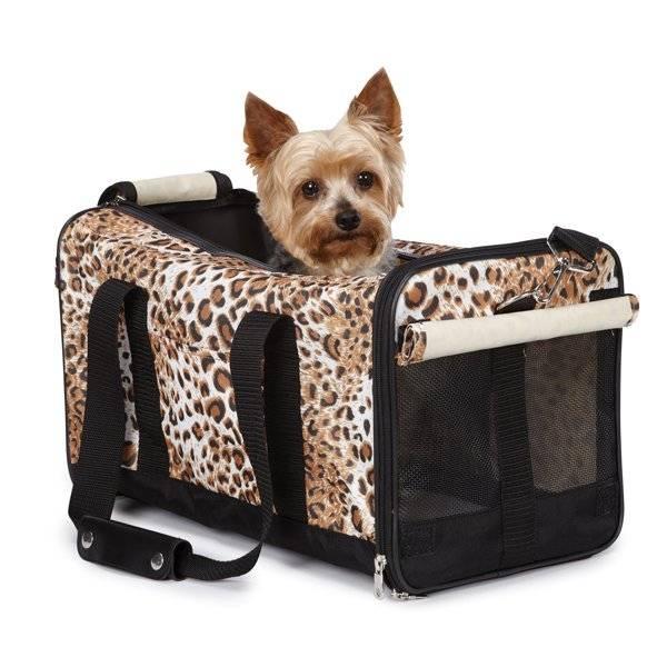 Переноска для собак: виды, назначение, как выбрать и где купить