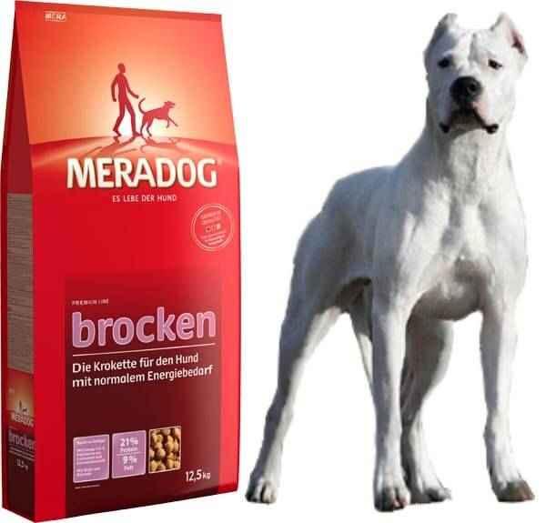 Корма для собак meradog (мерадог)