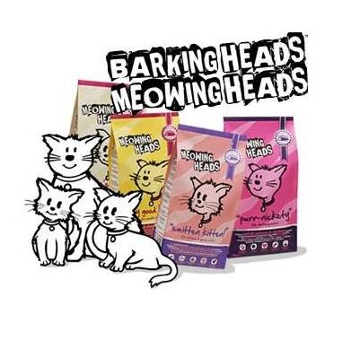 Корм для собак barking heads «bad hair day» adult lamb