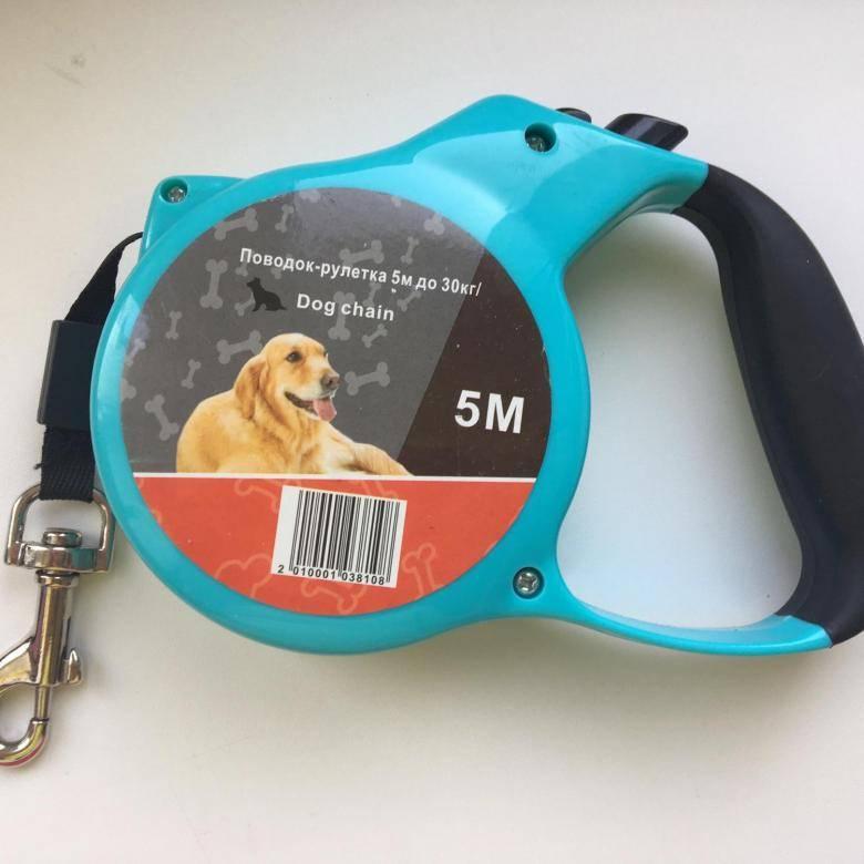 Как выбрать поводок-рулетку для собак: особенности, виды. правила пользования