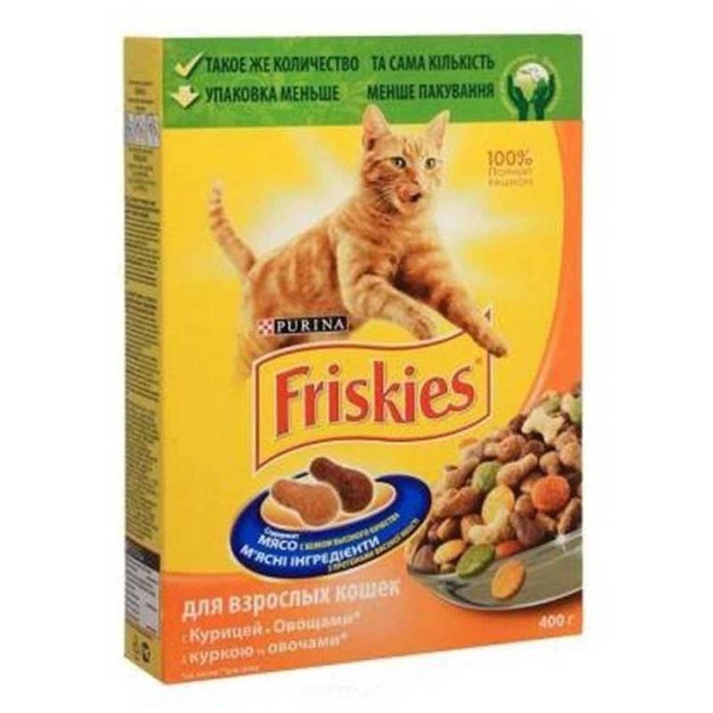 Корм для кошек фрискис (friskies): обзор, состав, чем заменить