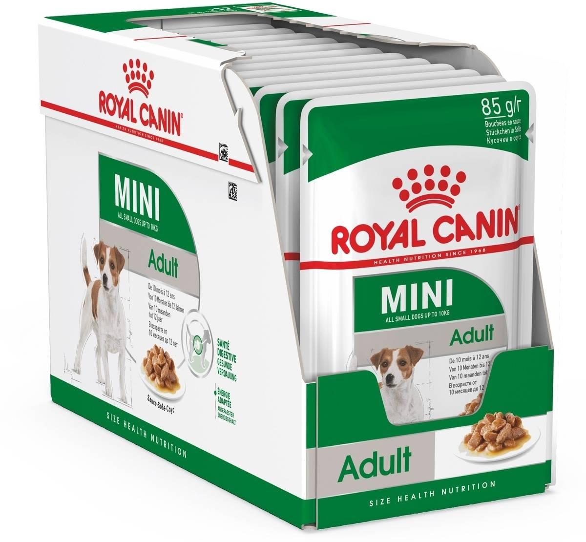 Корм для собак роял канин (royal canin): отзывы, цены, состав