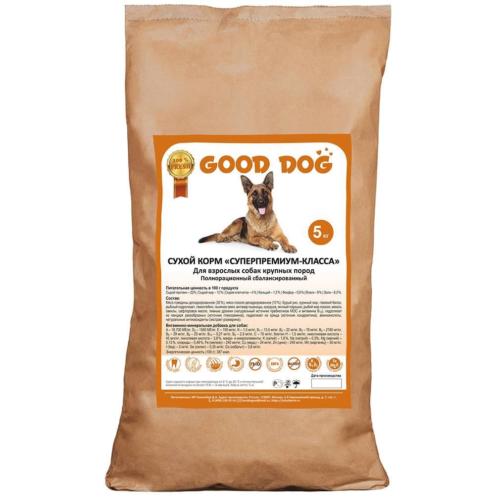 Лучшие холистик корма, топ-10 рейтинг хороших кормов для собак