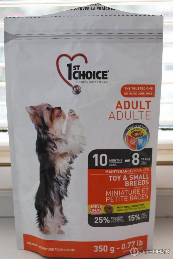 Корм для кошек 1st choice: отзывы и разбор состава - петобзор