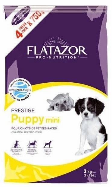 Все о корме для собак «флатазор» («flatazor»)