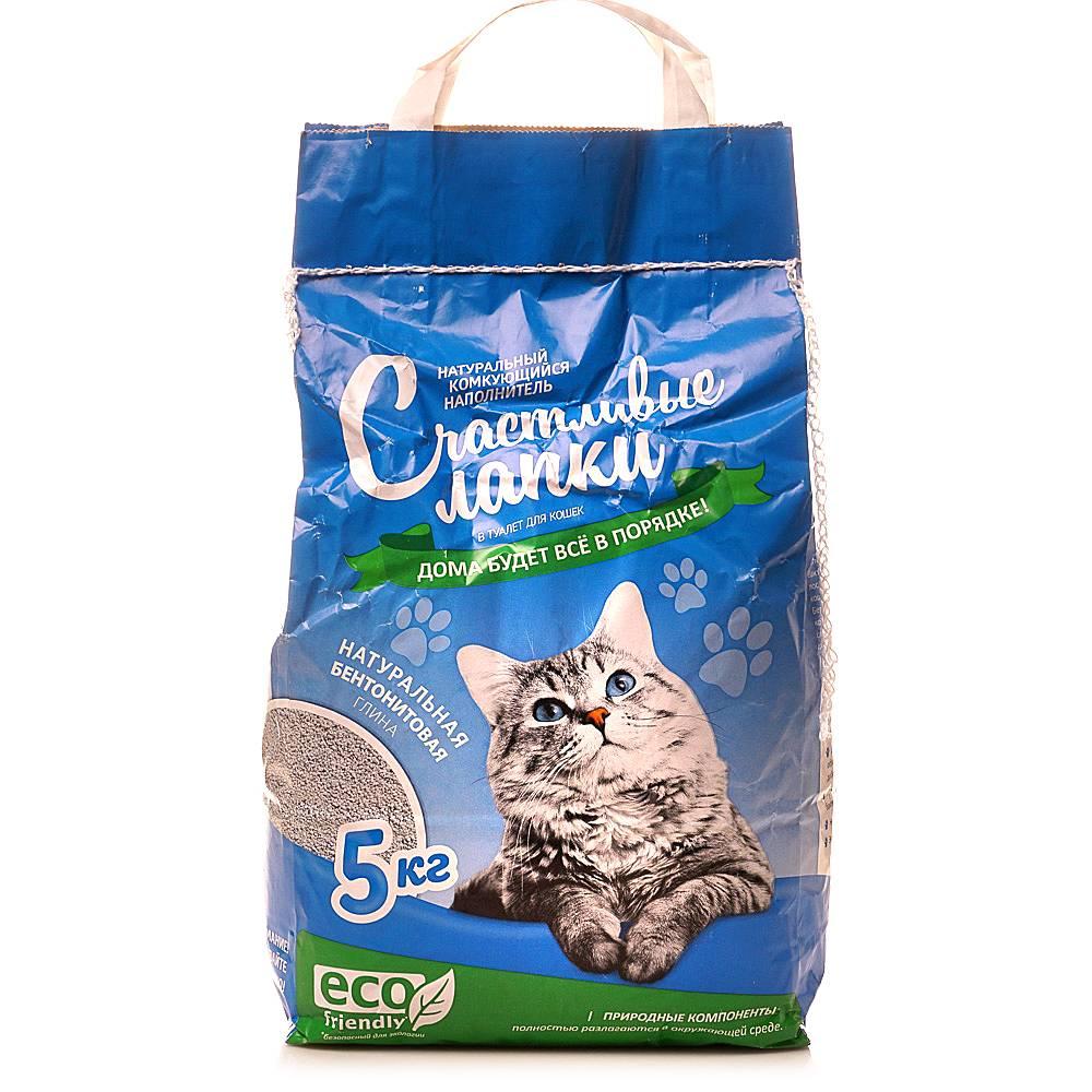 Древесный наполнитель для кошачьего туалета: топ 5 рейтинг лучших