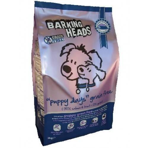 Все о корме для взрослых собак и щенков «barking heads» («баркинг хедс»)