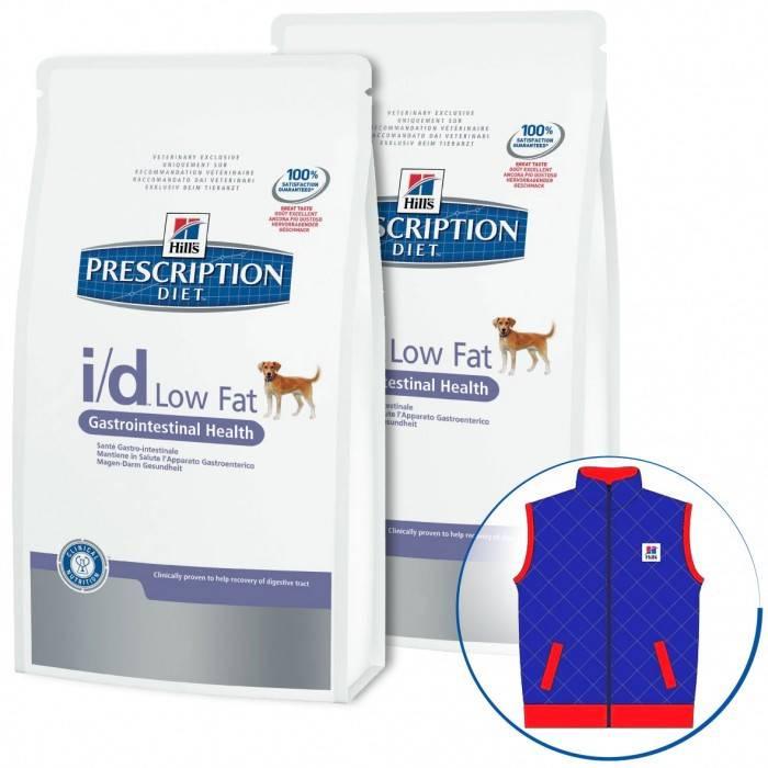 Сухой диетический корм hill's prescription diet derm complete для взрослых собак