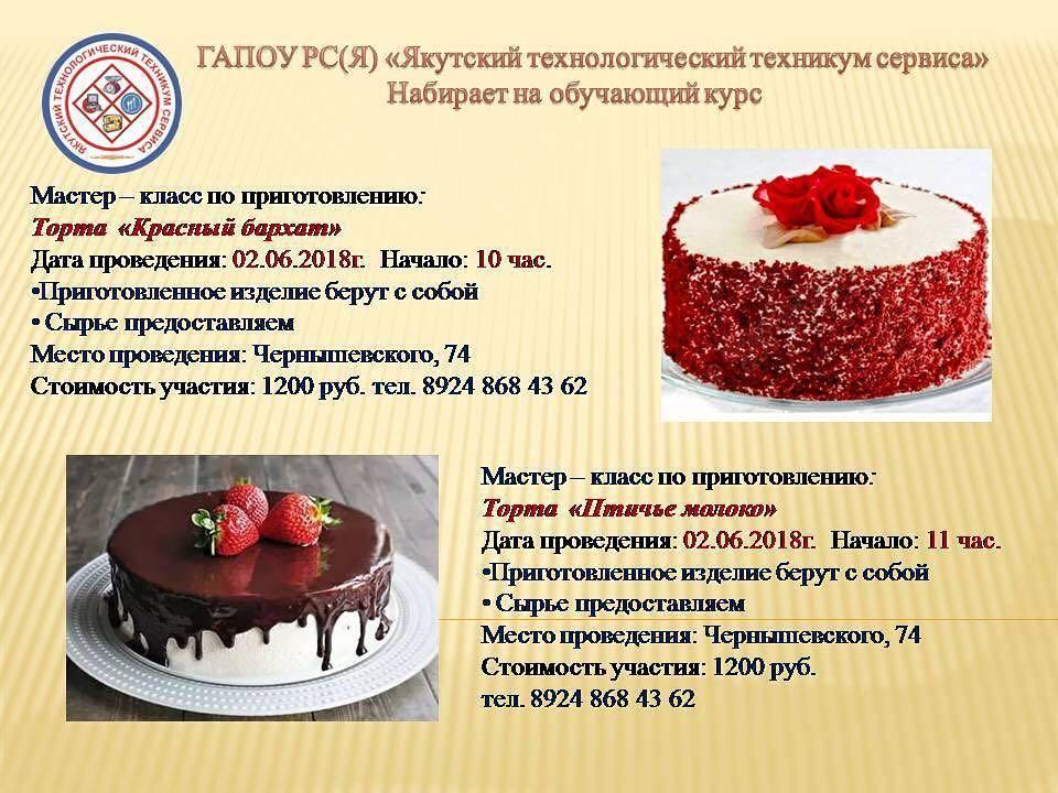 Рецепты тортов на день рождения специально отобранные для вас