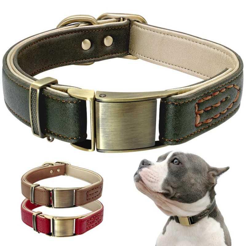 Ошейник для собак своими руками: пошаговая инструкция с фото и видео материалом