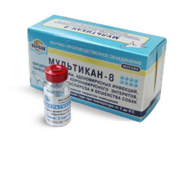 Противовирусная вакцина мультикан (4, 6, 8)