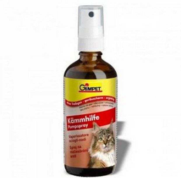 Антигадин для кошек: обзор лучших препаратов и применение подручных средств