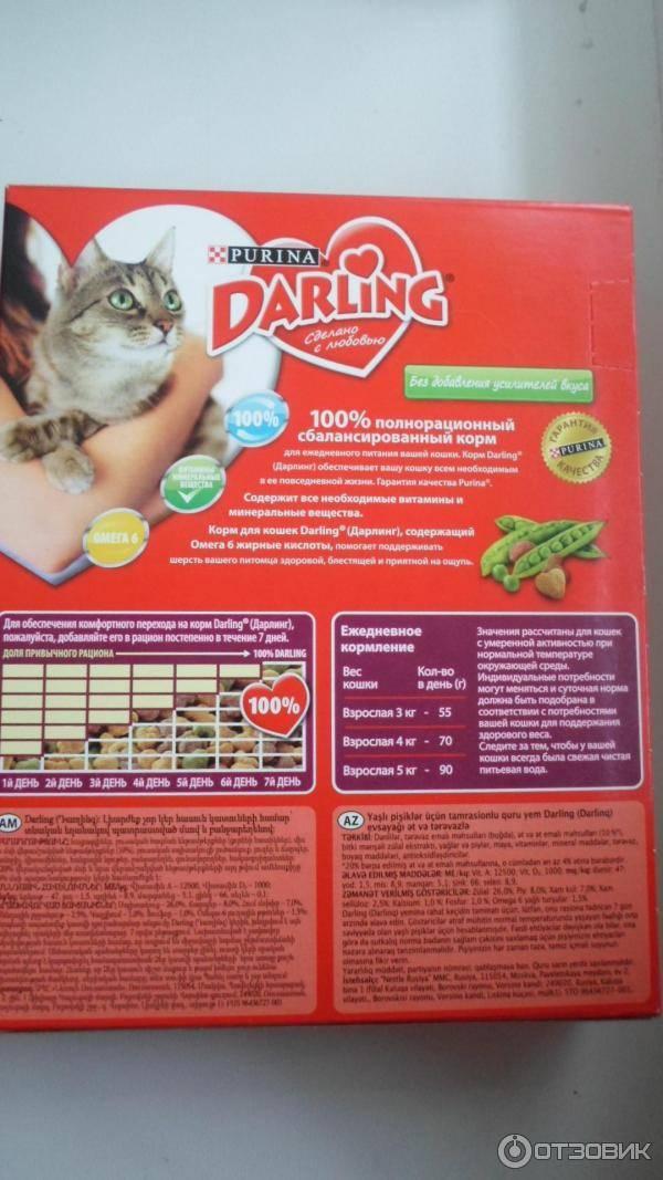 Какой корм лучше для кошек из линейки кормов purina