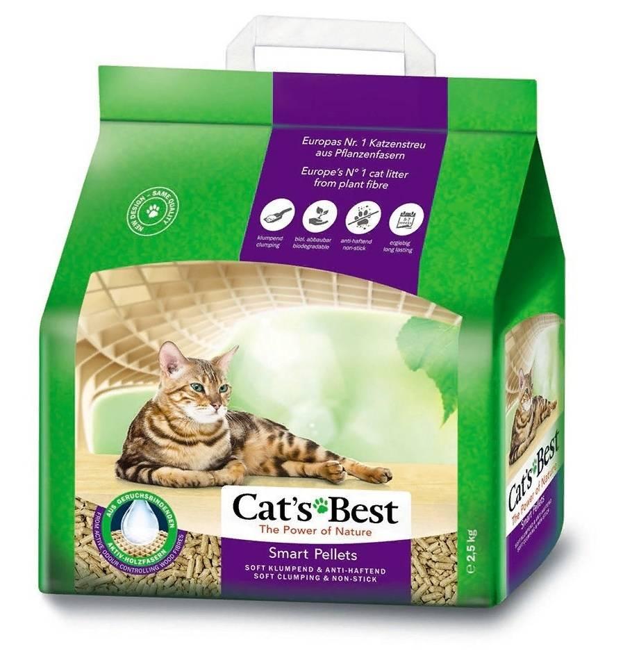 Кузя — наполнитель для кошек и котов